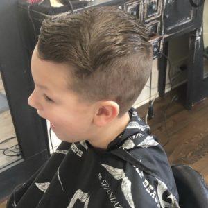 Kid's Haircut by Salon Veritas