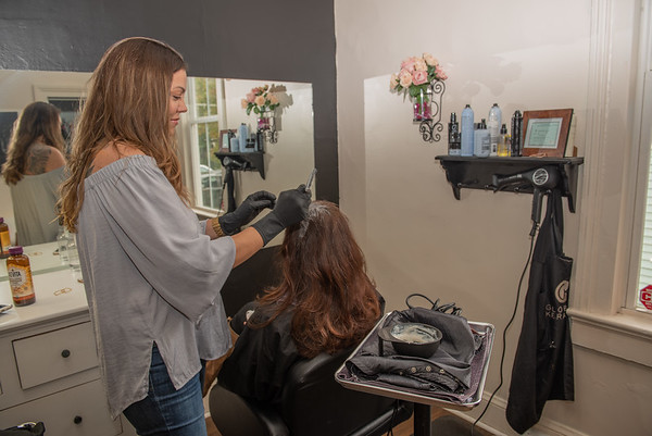 Haircuts and Color Services at Salon Veritas in Downtown Raleigh NC