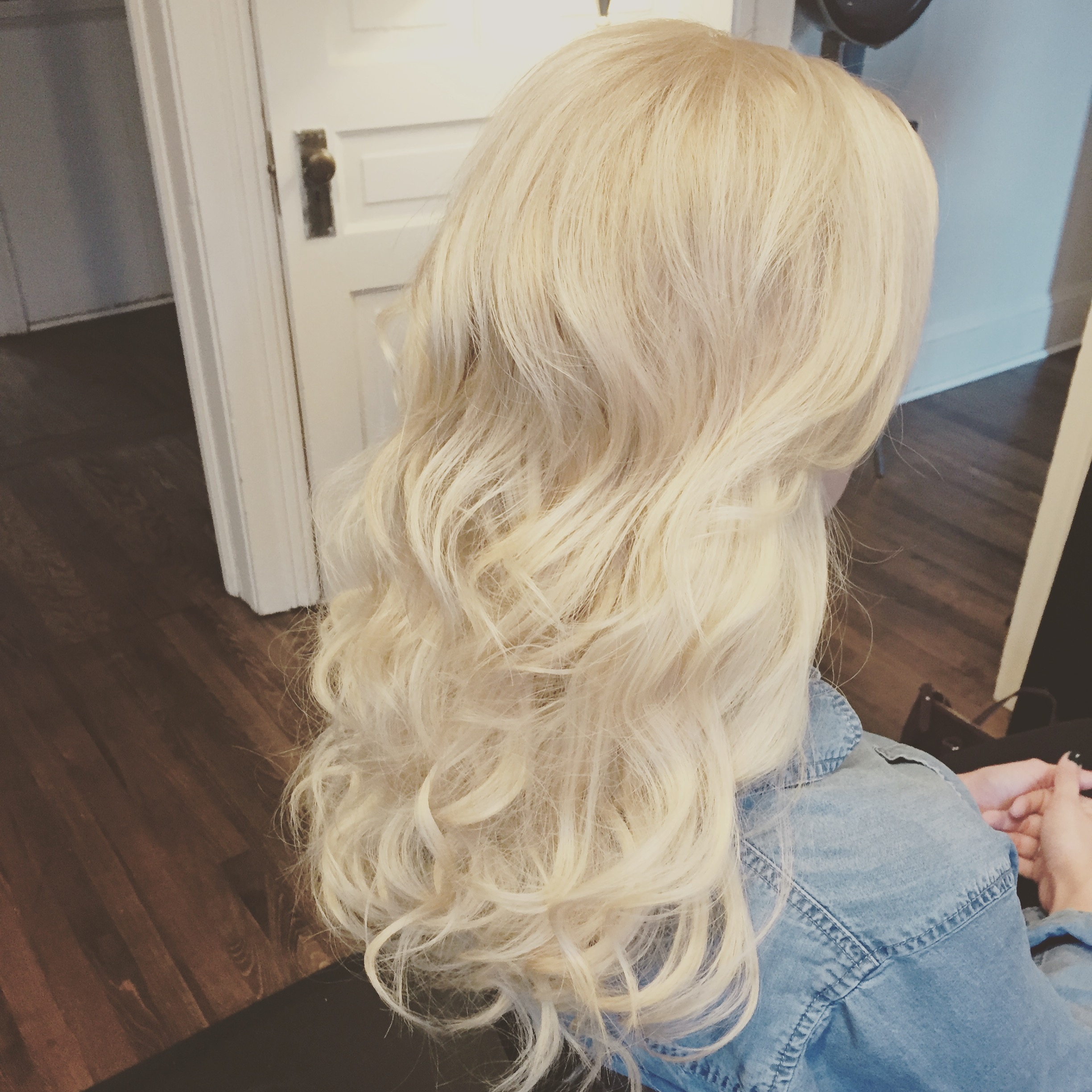 Hair Extensions at Salon Veritas in Downtown Raleigh NC