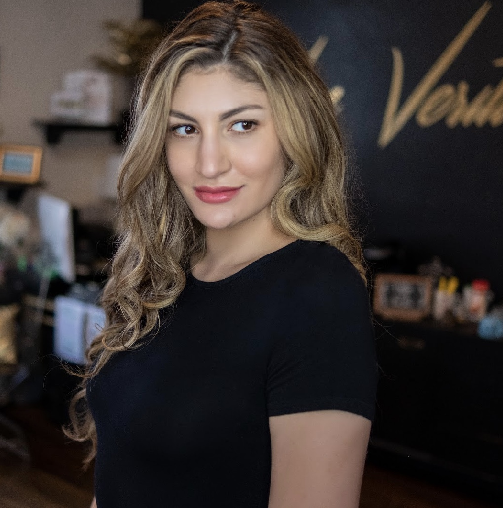 Professional Hair Blowouts at Salon Veritas in Downtown Raleigh NC
