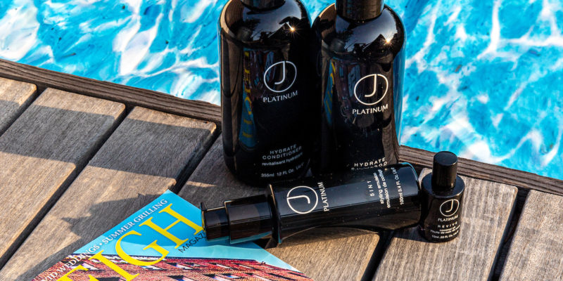 J Beverly Hills Professional Hair Care Products for Sale at Salon Veritas Downtown Raleigh NC